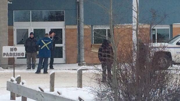 La Loche Community School shooting