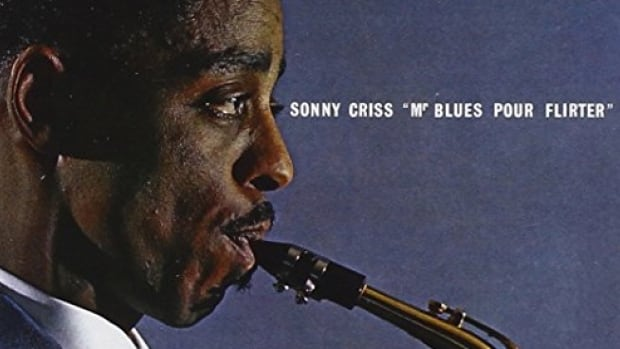 "Cover of an album by Williams 'Sonny' Criss, considered one of the greatest underground jazz musicians of all time. Ornette Coleman once called him ""the fastest man alive,"" thanks to his swinging, bebop sound."
