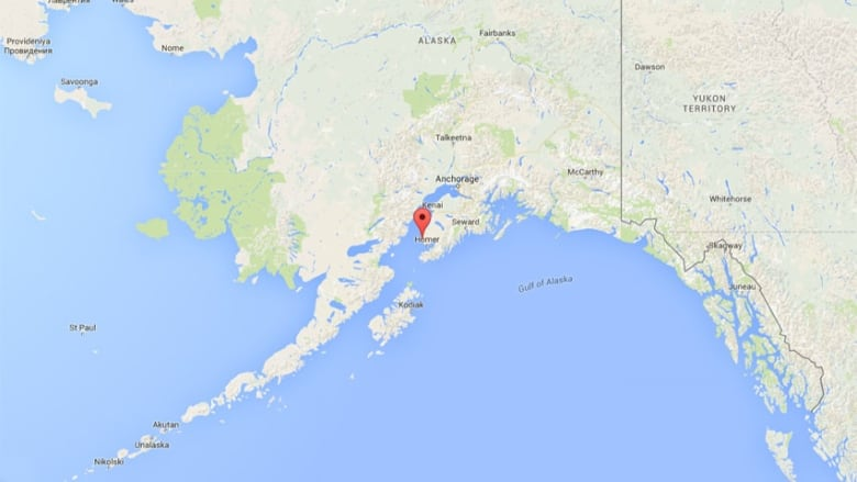 2 houses explode after 7.1-magnitude earthquake hits Alaska | CBC News