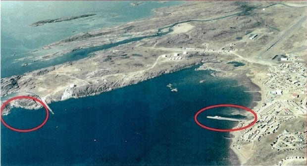 Iqaluit port
