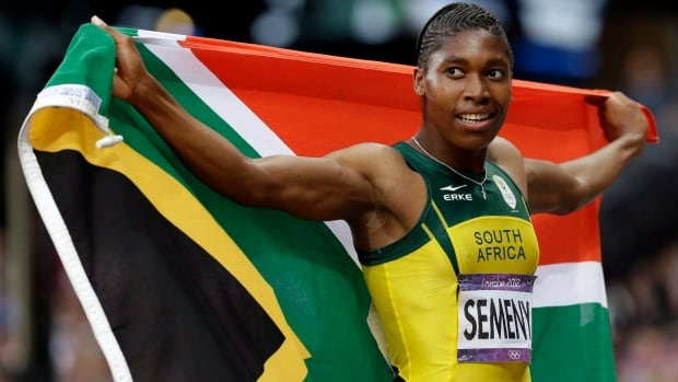 The issue of gender verification gained global attention after South African runner Caster Semenya, shown in this 2012 file photo, was ordered to undergo sex tests after winning the 800-metre world title in 2009. She was eventually cleared to compete by the IAAF and won silver in the 800 at the 2012 London Olympics.