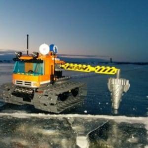 Ice road Lego