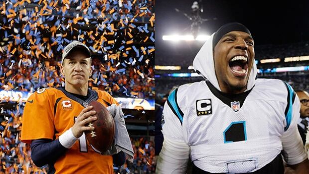 Peyton Manning's Denver Broncos will face Cam Newton's Carolina Panthers in the 50th Super Bowl, which many expect to be the final game of Manning's career.