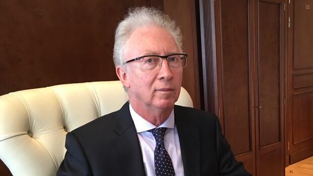 Oleg Vyugin, Chairman MDM Bank, Russia