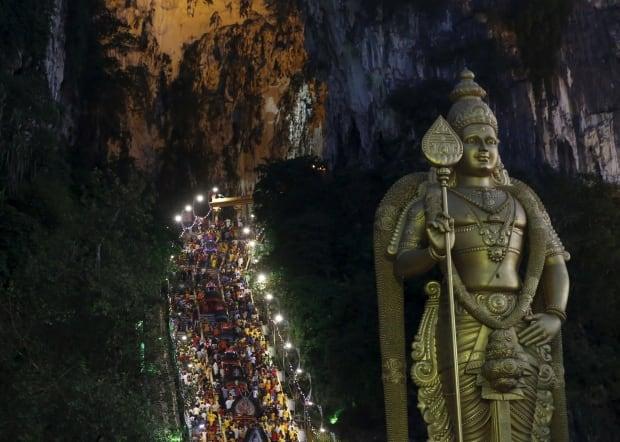 MALAYSIA-RELIGION/