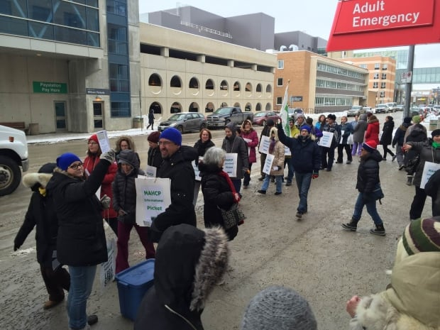 Manitoba Association of Health Care Professionals ready to strike