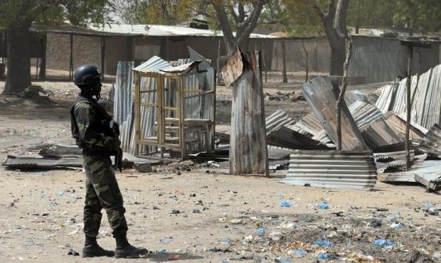 Cameroon Nigeria Boko Haram