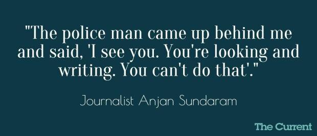 Rwanda Journalism Quoteboard