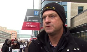 Bob Moroz, Manitoba Association of Health-Care Professionals