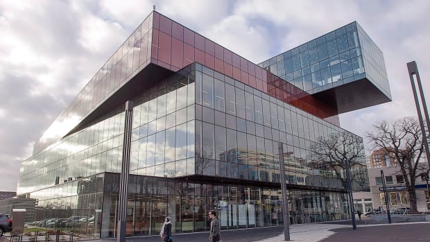 Halifax firm Fowler Bauld & Mitchell won a Governor General's Medal in Architecture for its work on the Halifax Central Library.