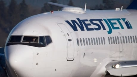 WestJet plane en route to Victoria slides off taxiway at Edmonton airport