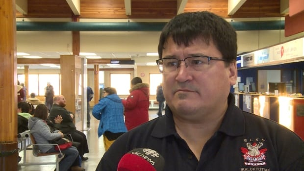 'We see ourselves as part of the ecosystem, so anything that is going to affect that is going to affect us as well,' said Duane Smith, chair and CEO of the Inuvialuit Regional Corporation.