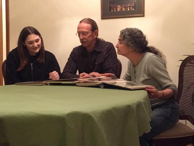 Wayne Schellenberg and family