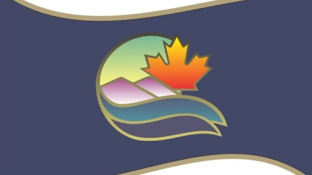 The new flag for Sault Ste. Marie approved by city council on Monday night.