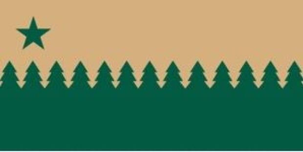 Unseen Greater Sudbury flag
