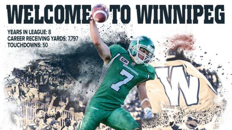 CFL all-star receiver Weston Dressler joins Winnipeg Blue Bombers. After  eight seasons in green with the Saskatchewan Roughriders ... 3b555d3d7