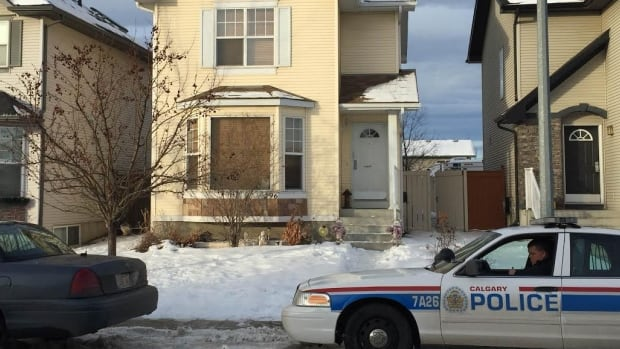 Cindy Enger, 51, was found dead in her home in Calgary's Cranston neighbourhood in January.