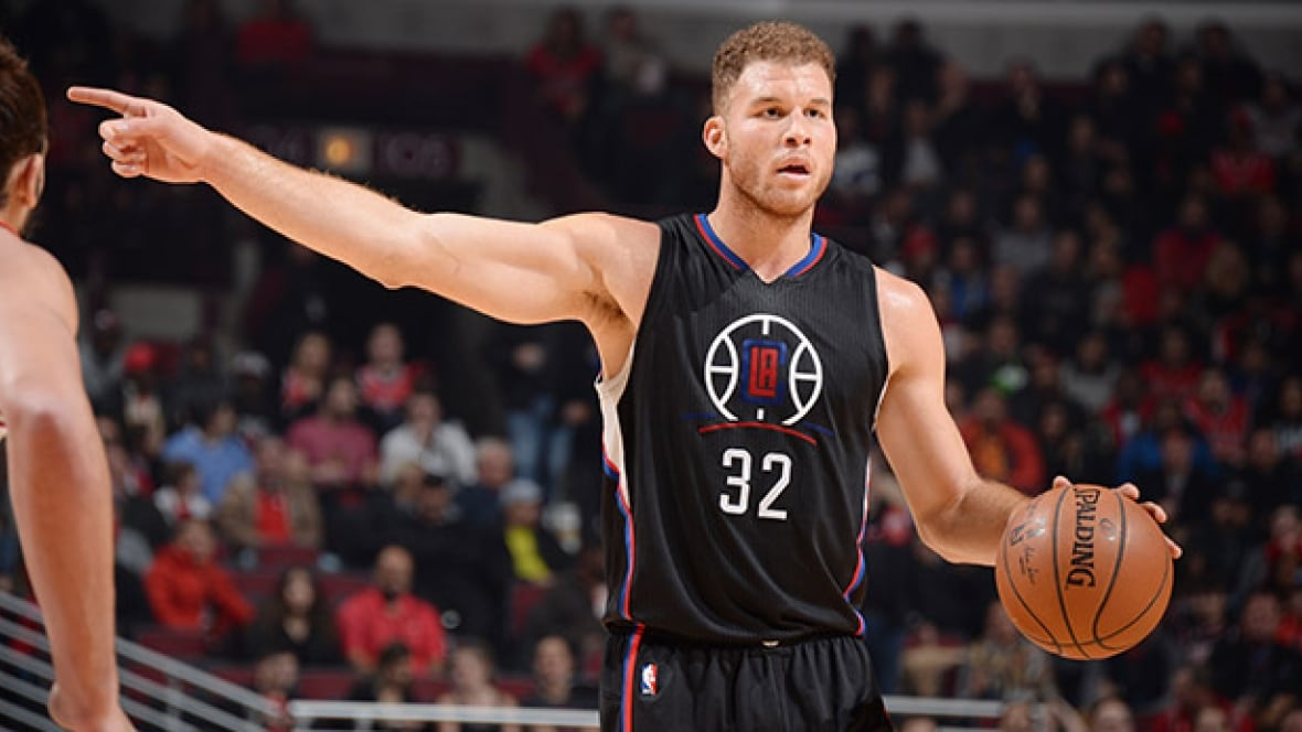 Blake Griffin hurt in fight with Clippers staffer in ...