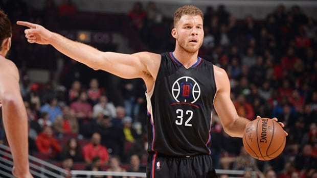 Blake Griffin is averaging a team-best 23.2 points per game for the Los Angeles Clippers.