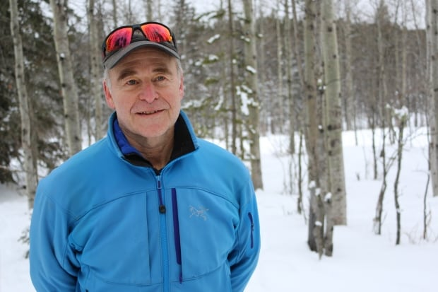 Peter Tucker, president Greater Bragg Creek Trails Association