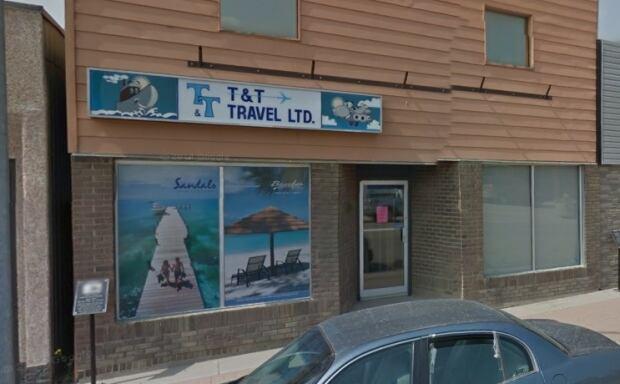 T & T Travel Ltd.