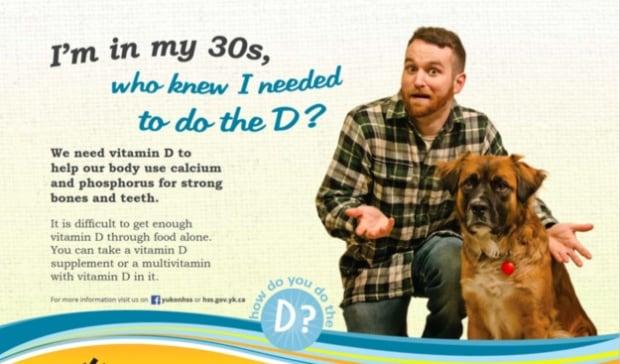 Yukon vitamin D ad