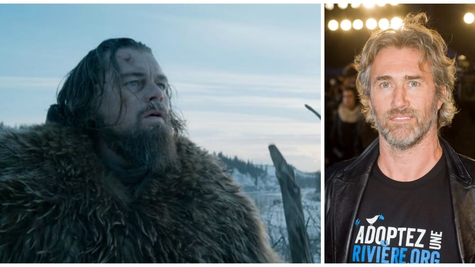 Actor Roy Dupuis has some issues with the way that French-Canadians are portrayed in the Oscar-nominated film The Revenant. Dupuis, right, is pictured above in 2012.