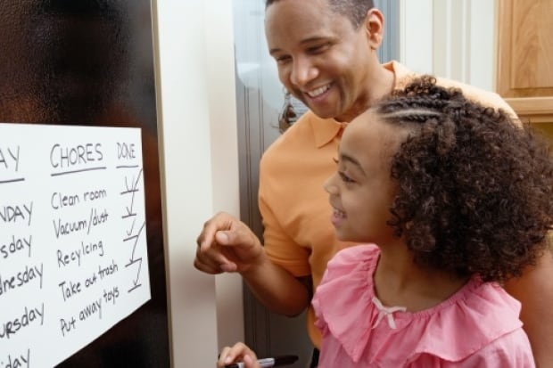 Chores chart