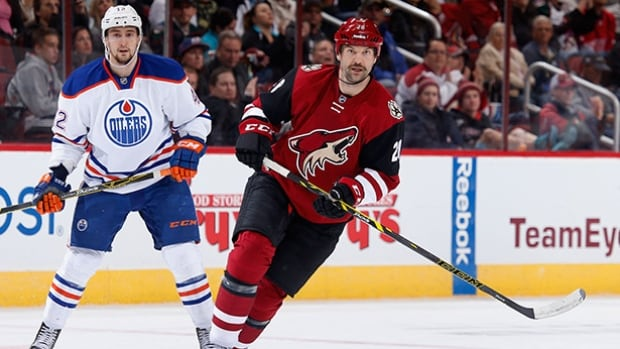 Each of the 44 NHL All-Stars, including John Scott, right, will compete in at least one of the six events in the skills competition on Saturday in Nashville.