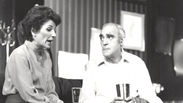 Abe Vigoda starring in a 1982 production of The Fifth Season at Stage West in Calgary. People Magazine mistakenly reported his death while he was in town.
