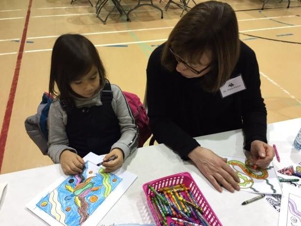 Ojibwa-Cree bilingual program