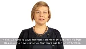 Layla Rahmeh