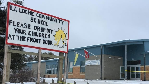 Security at La Loche Community School will be enhanced when classes resumes, the province says.