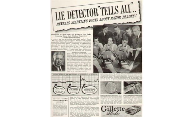 Lie Detector Tells All