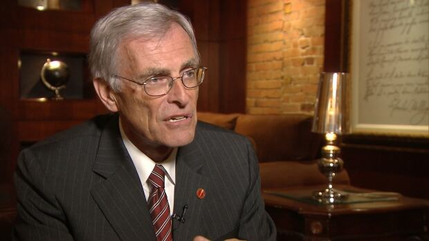 Liberal Senator James Cowan