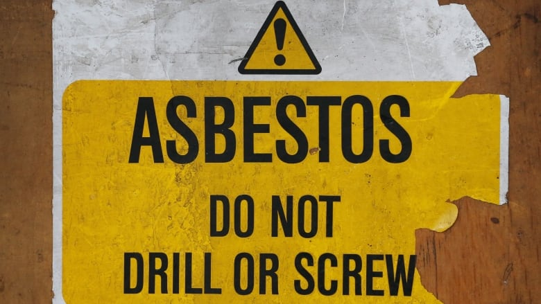 Asbestos a potential cancer threat, even 40 to 50 years
