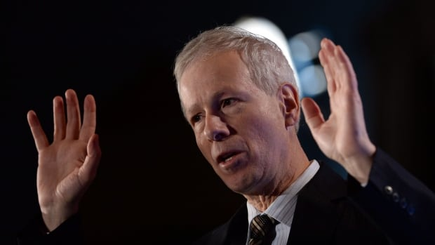 Minister of Foreign Affairs Stephane Dion speaks during a conference on foreign affairs in Ottawa on Thursday, Jan. 28, 2016.