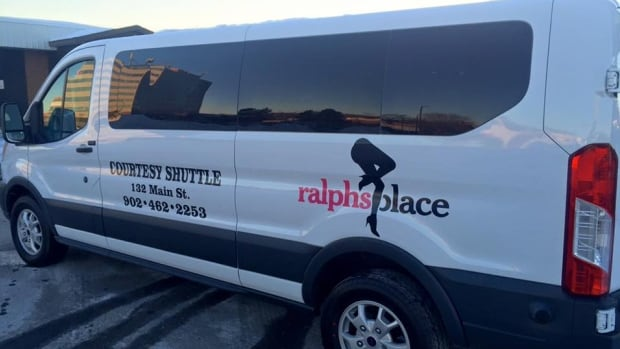Owners of Ralph's Place Show Bar in Dartmouth hope to cut down on customer cab fares by offering a free shuttle service from 5 p.m. to midnight every day.