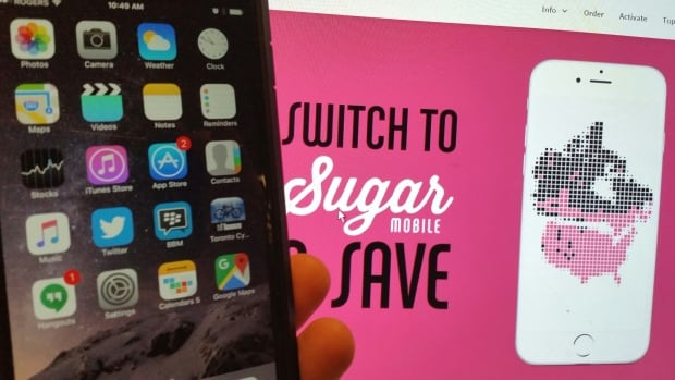 Sugar Mobile is offering cellphone plans for as little as $19 a month.