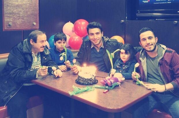 Yasin's birthday