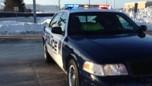 Thunder Bay Police Cruiser (Winter)