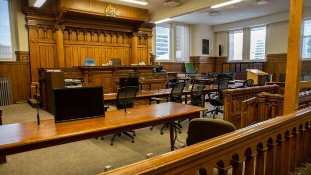 Toronto court
