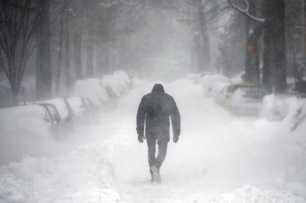 WIP Washington snowstorm dumps nearly 60 cm Jan 23 2016