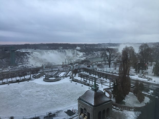 niagara falls -bridges