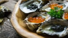 Raw Oysters - Fresh Ideas Start Here