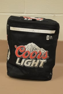 Coors light backpack