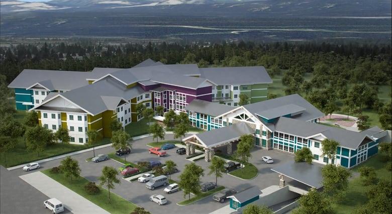 Yukon government presents design for new continuing care