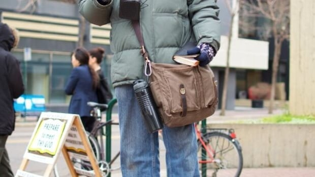 Coun. Michael Oshry has received many complaints about noisy street preachers.