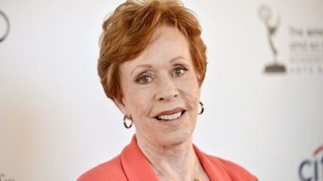 Golden Globes honour will be named after Carol Burnett