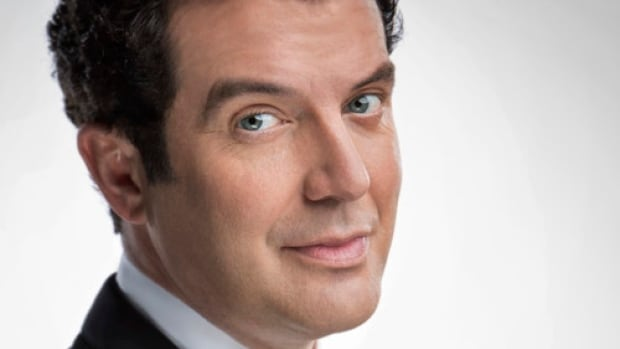 The Rick Mercer Report airs Tuesday at 8 p.m. CST on CBC-TV.